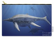 Shonisaurus Popularis Swimming Carry-all Pouch