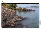 Shore Of Isle Royale Carry-all Pouch