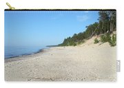 Shore Of Lake Superior Carry-all Pouch