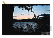 Shoreline Sunset Carry-all Pouch