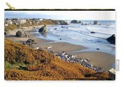 Shores Of Oregon Carry-all Pouch