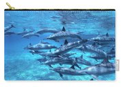 Short-beaked Common Dolphin Delphinus Carry-all Pouch