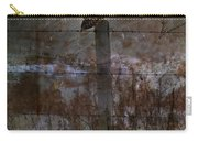 Short Eared Owl Carry-all Pouch by Empty Wall