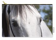 Show Horse At Mule Days Carry-all Pouch