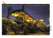 Showmans Engine By Night  Carry-all Pouch