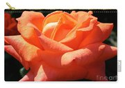 Shreveport Rose Carry-all Pouch