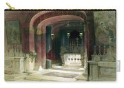 Shrine Of The Annunciation Nazareth Carry-all Pouch