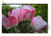 Shrub Roses Carry-all Pouch