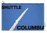 Shuttle Columbia Carry-all Pouch