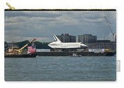 Shuttle Enterprise Flag Escort Carry-all Pouch