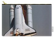 Shuttle Lift-off Carry-all Pouch by Science Source