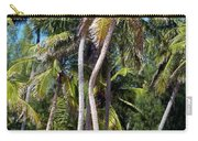 Shy Palms Carry-all Pouch