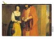 Shylock And Jessica From 'the Merchant Of Venice' Carry-all Pouch