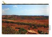 Sicilian Landscape Carry-all Pouch