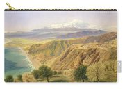 Sicily - Taormina Carry-all Pouch