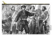 Sicily: Guerrillas, 1860 Carry-all Pouch