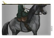 Sidesaddle Carry-all Pouch