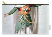 Sidy Hafsan, Bey Of Tripoli, 1816 Carry-all Pouch