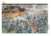 Siege And Capture Of Vicksburg, 1863 Carry-all Pouch by Photo Researchers