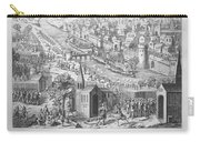 Siege Of Orleans, 1428-1429 Carry-all Pouch