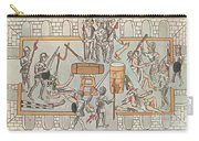 Siege Of Tenochtitlan, 1521 Carry-all Pouch