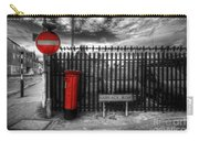 Sign Sealed Delivered Carry-all Pouch