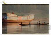 Silence On The Mekong Carry-all Pouch