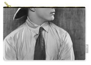 Silent Film: Mens Fashion Carry-all Pouch