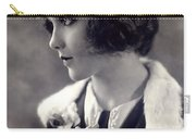 Silent Movie Star Carry-all Pouch