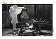 Silent Movie Still, 1920s Carry-all Pouch