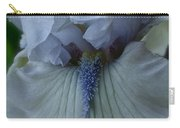Silky Iris Carry-all Pouch