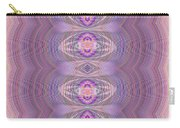 Silky Violet Carry-all Pouch