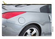 Silver 350z Nissan Carry-all Pouch