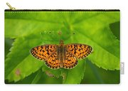 Silver-bordered Fritillary Carry-all Pouch