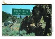 Silver City Nevada Carry-all Pouch