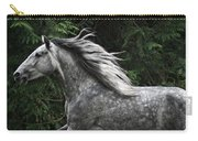 Silver Dapple Carry-all Pouch