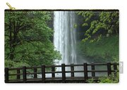 Silver Falls 2 In Oregon Carry-all Pouch