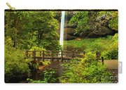Silver Falls Bridge Carry-all Pouch