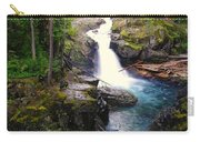 Silver Falls Full View  Carry-all Pouch