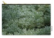 Silver Mound Dew Drenched Carry-all Pouch