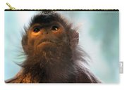 Silvered Langur Carry-all Pouch