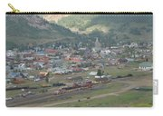Silverton Colorado Painterly Carry-all Pouch
