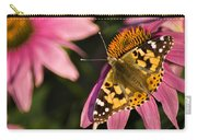 Simple Butterfly Carry-all Pouch