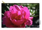 Simple Rose Carry-all Pouch