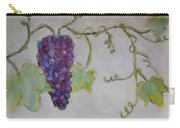Simply Grape Carry-all Pouch