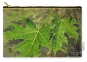 Simply Summer Maple Leaves Carry-all Pouch