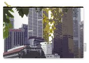 Singapore ... The Lion City  Carry-all Pouch