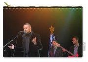 Singer Hasan Ammar In Bethlehem Carry-all Pouch