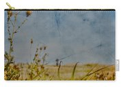 Singing In The Grass Carry-all Pouch