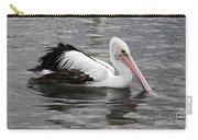Single Australian Pelican Carry-all Pouch